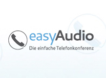 easyAudio – Telefonkonferenzen