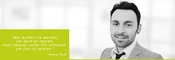 Marcin Matyja - Geschäftsführer assertdesign / Creative Director