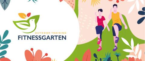 Fitnessgarten Branding