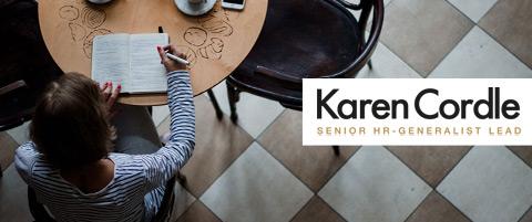 Webdesign Coach Karen Cordle