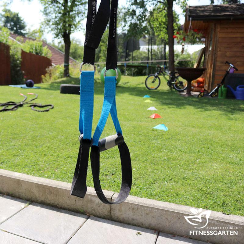 Konzept, Branding, Markenkommunikation Fitnessgarten Starnberg